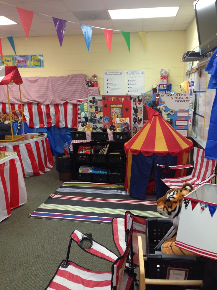 Circus Classroom Decoration Ideas : Best circus theme classroom images on pinterest