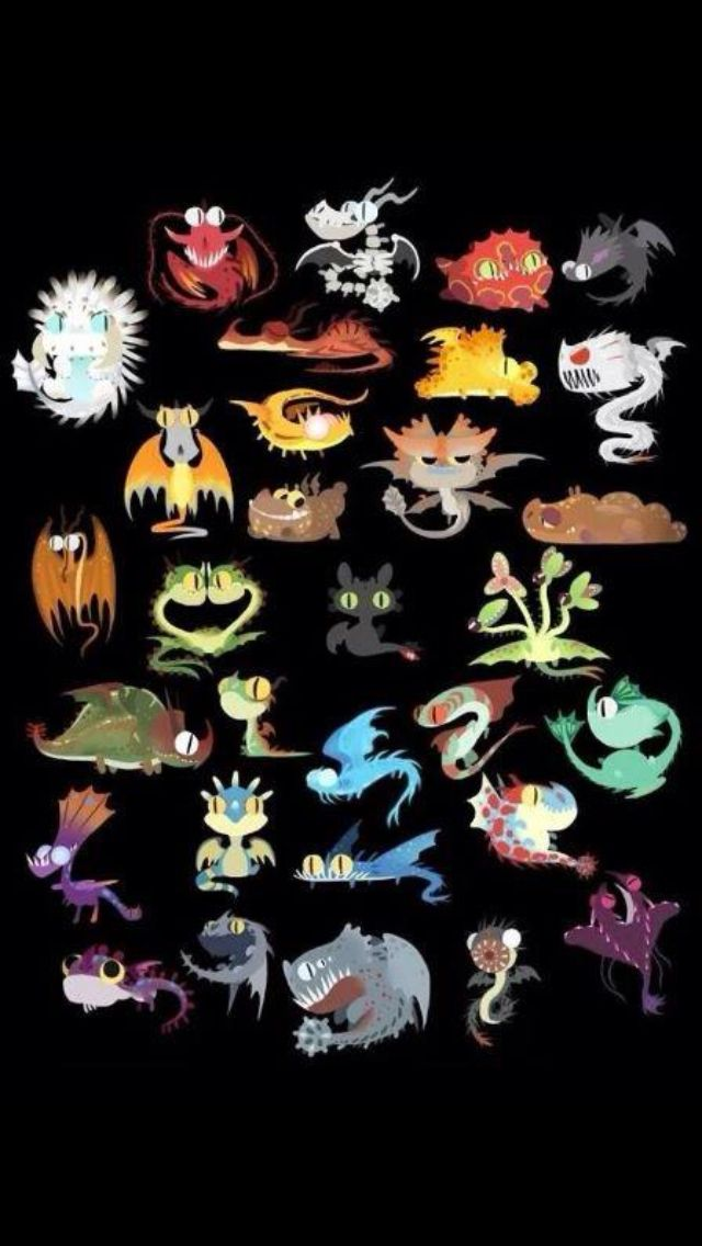 The Dragons of Berk