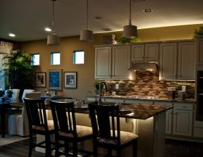 Lights Online and Inspired LED collaborate to provide great kitchen lighting ideas and photos to inspired you in your home!
