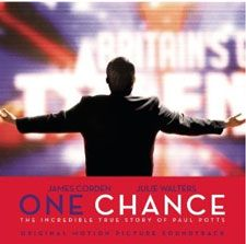 Taylor Swift, Paul Potts Featured on the One Chance Soundtrack