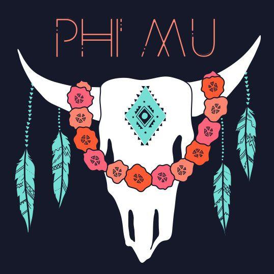Shirts For Greeks | Phi Mu