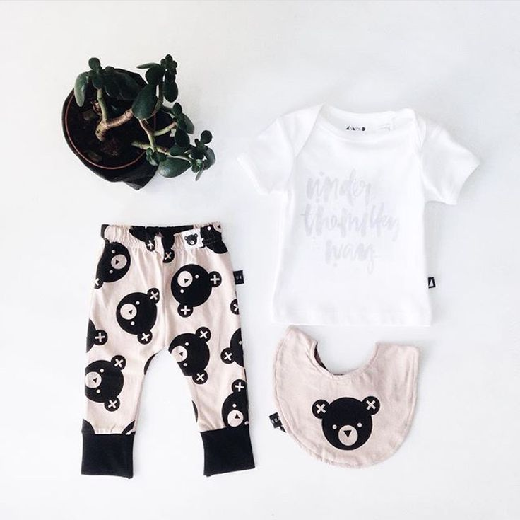Baby Outfit Sorted W/ Hux Baby + Anarkid