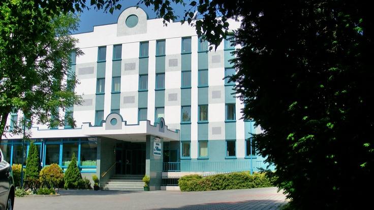 Hotel Alma i Barlinek, Polen. Wellnessophold kan du se på http://dtrejser.dk/polen/barlinek/