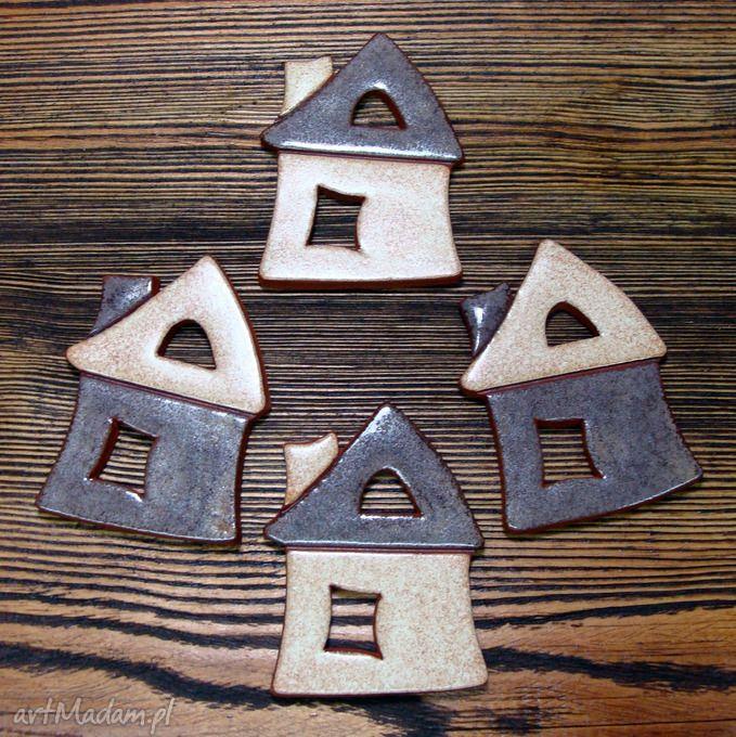 Rustykalne chatki ceramika pracownia ako domek dom chatka