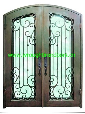 30 Best Images About Wrought Iron Door On Pinterest