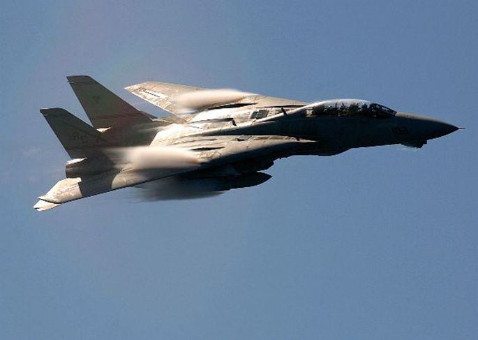 The Aviationist » How two F-14 Tomcats shot down two Gaddafi's MiG-23s, 25 years ago today