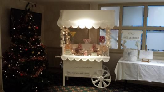 Cupids Candy Cart MK is a Wedding Supplier of Catering. Are you planning your Big Day and looking for wedding items, products or services? Why not head over to MyWeddingContacts.co.uk and take a look at Cupids Candy Cart MK's profile page to see what they have to offer. Helping make your wedding day into a truly Amazing Day. Oh, and good luck and best wishes with your Wedding.
