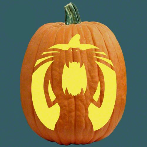 17 best images about cats witches pumpkin carving for Cat carved into pumpkin