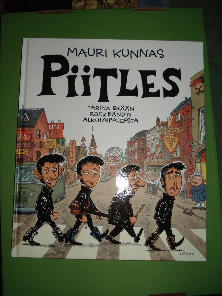 Mauri Kunnas, Piitles, uusi 12 euroa
