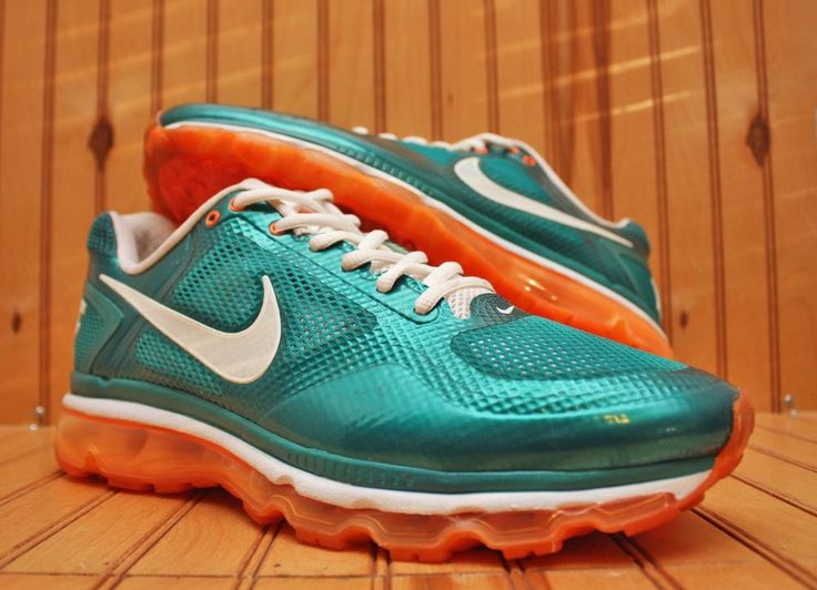 nike air trainer 1.3 max breathe (nfl dolphins)