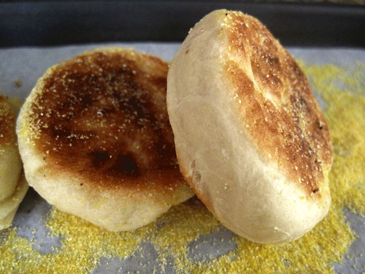 English Muffins  Recipe type: High Altitude Baking