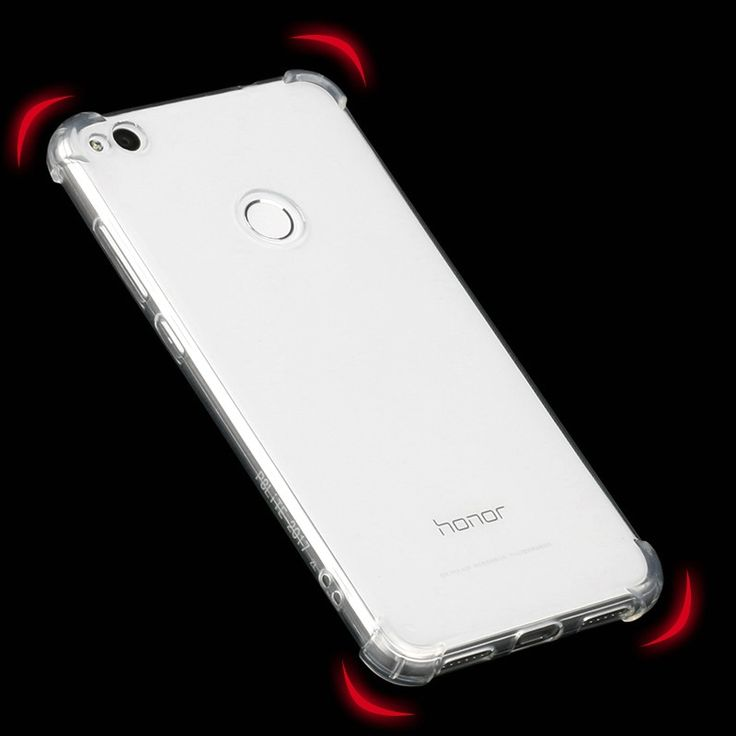 For Huawei P8 Lite 2017 Case Transparent Fundas Crystal Soft TPU Back Cover Phone Cases For Huawei Honor 8 Lite