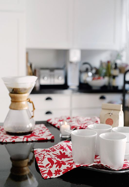 scandinavian holiday from @crateandbarrel / sfgirlbybay #CrateBarrelHoliday