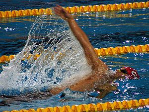 Backstroke - Wikipedia, the free encyclopedia