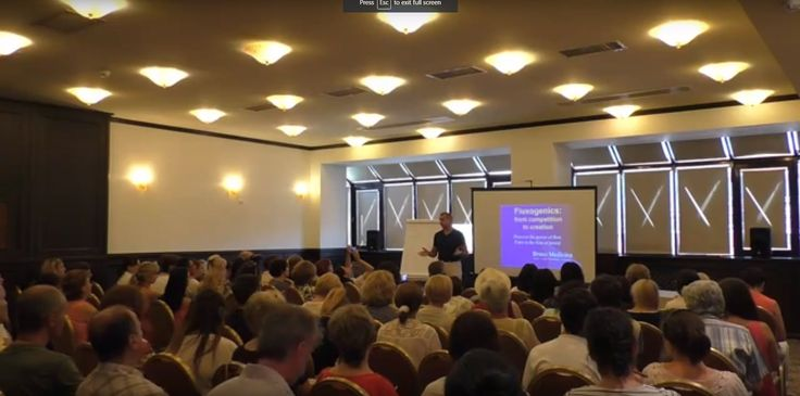 Gabriel Salman & Bruno Medicina - Seminar 2016.07.23