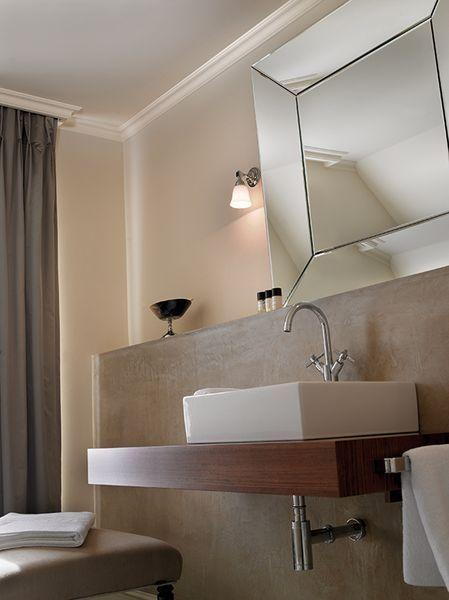 die besten 25 badezimmer ohne fliesen ideen auf pinterest