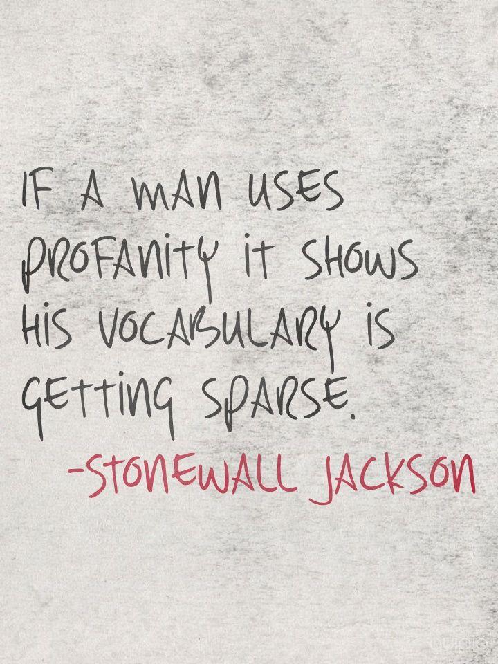 stonewall Jackson quotes - Google Search