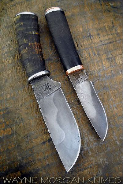 Wayne Morgan Knives                                                       …                                                                                                                                                                                 Plus