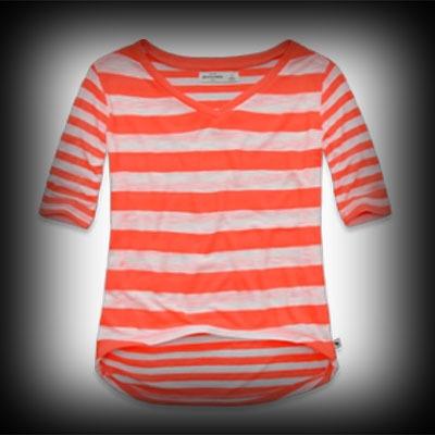abercrombie レディース Tシャツ アバクロ eliza tee ニット Tシャツ-アバクロ 通販 ショップ-【I.T.SHOP】 #ITShop