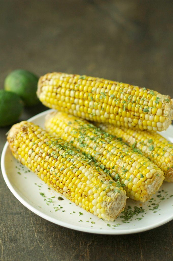 Get the recipe: slow-cooker corn on the cob with spicy lime butter Image Source: Slow Cooker Gourmet