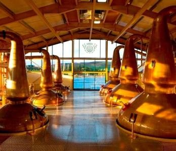 The Glenlivet Distillery - complete with visitor centre and some seriously clued up guides, this is not one to be missed if you have any interest in the spirit.