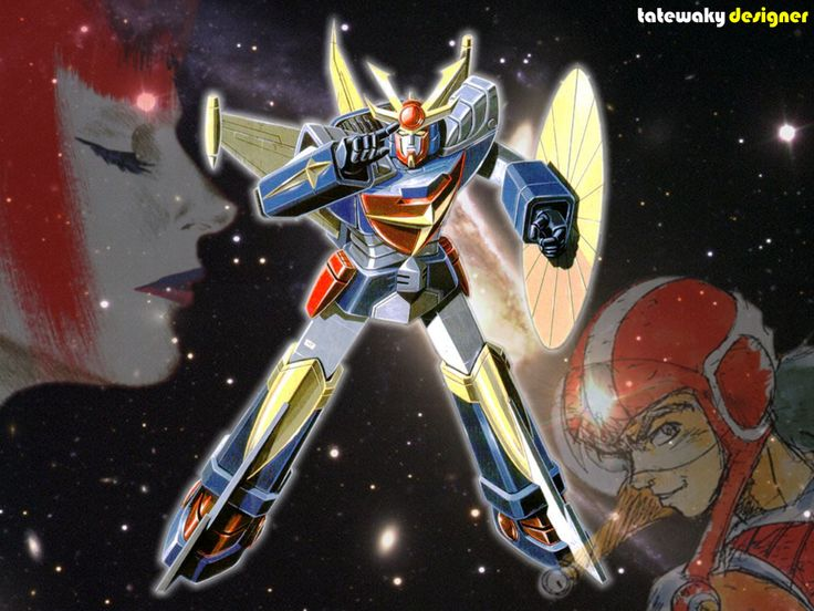 daitarn 3 wallpaper - Cerca con Google