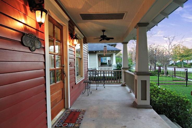 Craftsman Porch