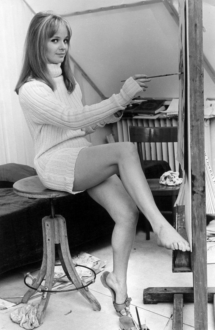 Italian Actress Laura Antonelli (November 28, 1941 - June 22, 2015).