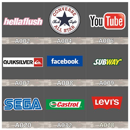 Subway Youtube Famous Brand Waterproof Label Stickers Suitcase Skateboard Laptop Luggage Notebook Car-styling Kids Stickers #>=#>=#>=#>=#> Click on the pin to check out discount price, color, size, shipping, etc. Save and like it!
