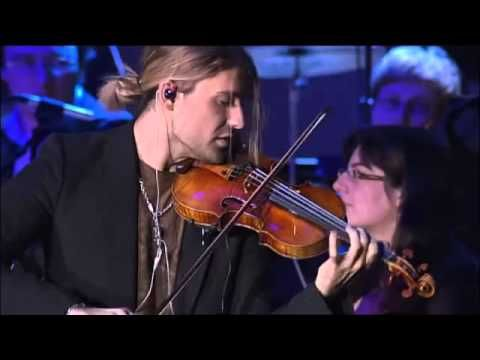 David Garrett Winter The Four Seasons - YouTube
