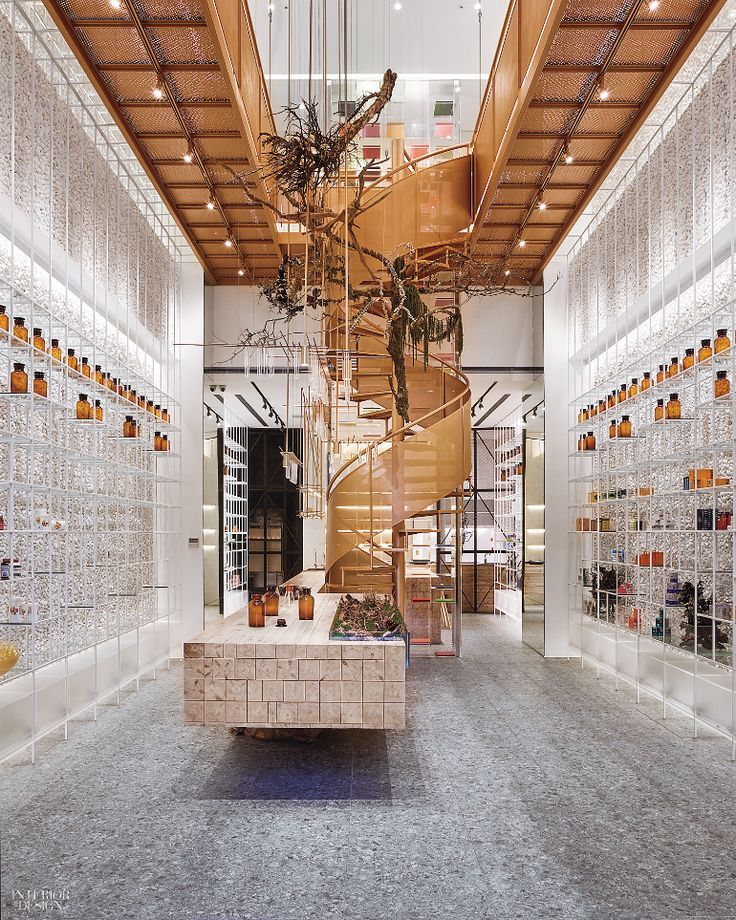 Molecure Pharmacy by Waterfrom Design