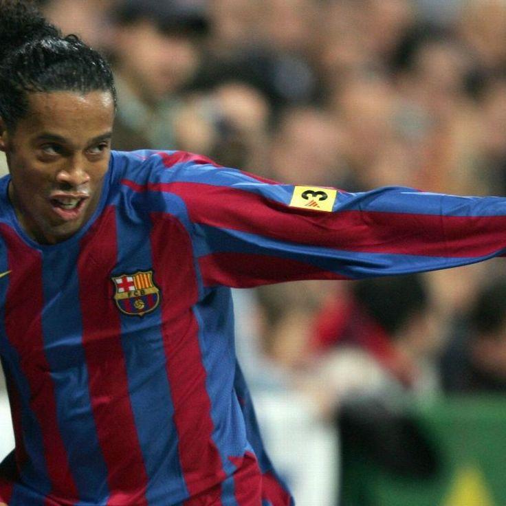 Brazil great Ronaldinho prepared to 'help' Chapecoense - agent