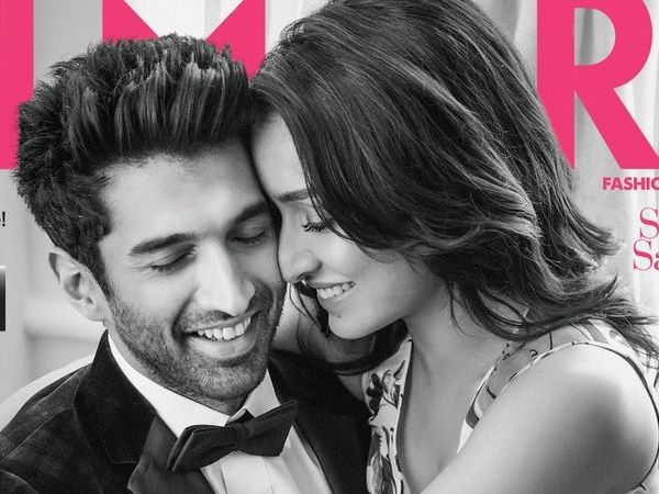 Shraddha Kapoor and Aditya Roy Kapur showcase the cutest love ever on Filmfare Magazine Cover