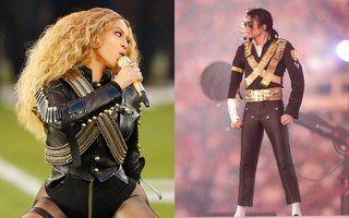 Beyoncé Channels Michael Jackson for the Super Bowl 50 Halftime Show | Vogue