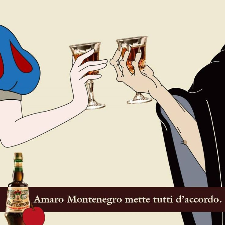 Amaro Montenegro mette tutti d'accordo. - Amaro Montenegro