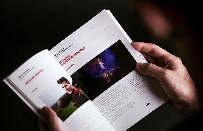 CCBrugge - Binnenwerk brochure   by Skinn Branding Agency