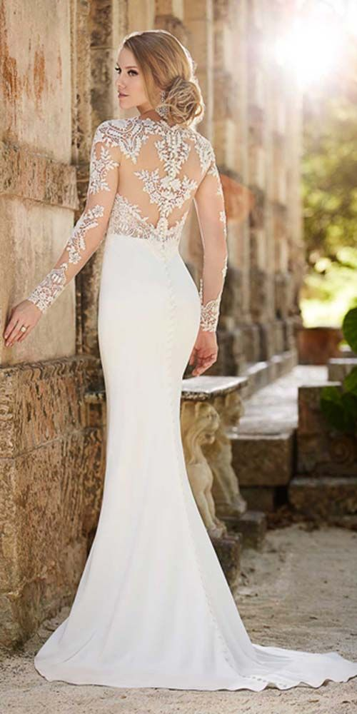 Stunning  Vintage Inspired Wedding Dresses