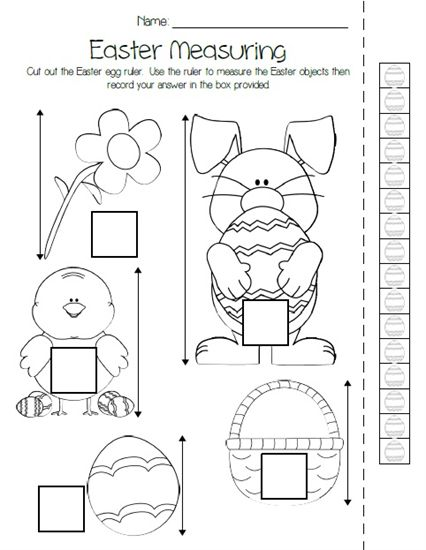24 best Kindergarten Measurement images on Pinterest