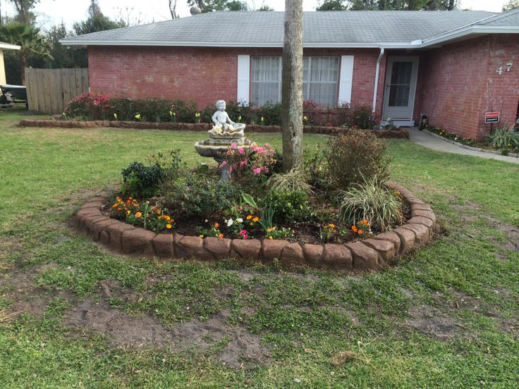 Landscape edging pk stone creations in jacksonville fl for Landscaping rocks jacksonville