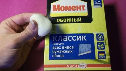 Белоснежный холодный фарфор без варки (МК) и обзор результата | Страна Мастеров