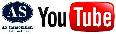 bei youtube., Immobilienangebote auf Video., AS Immobilien International Kilic., https://www.youtube.com/user/orhankilic1