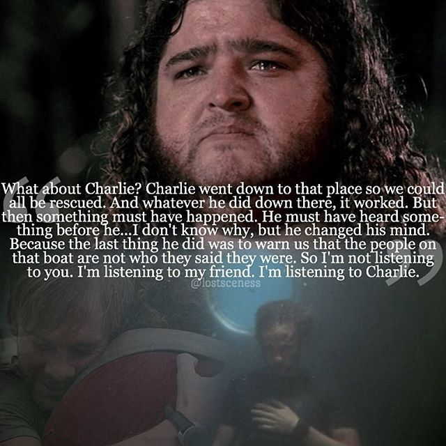 this is a really bad edit but I CRY ITS SO SAD #lost #losttv #lostabc #lostshow #lostseries #losttvshow #losttvseries #lostfact #hurley #hugoreyes #jorgegarcia #dominicmonaghan #charliepace @wildthingsdom @pronouncedhorhay