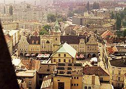 gliwice poland   Gliwice - Wikipedia, the free encyclopedia
