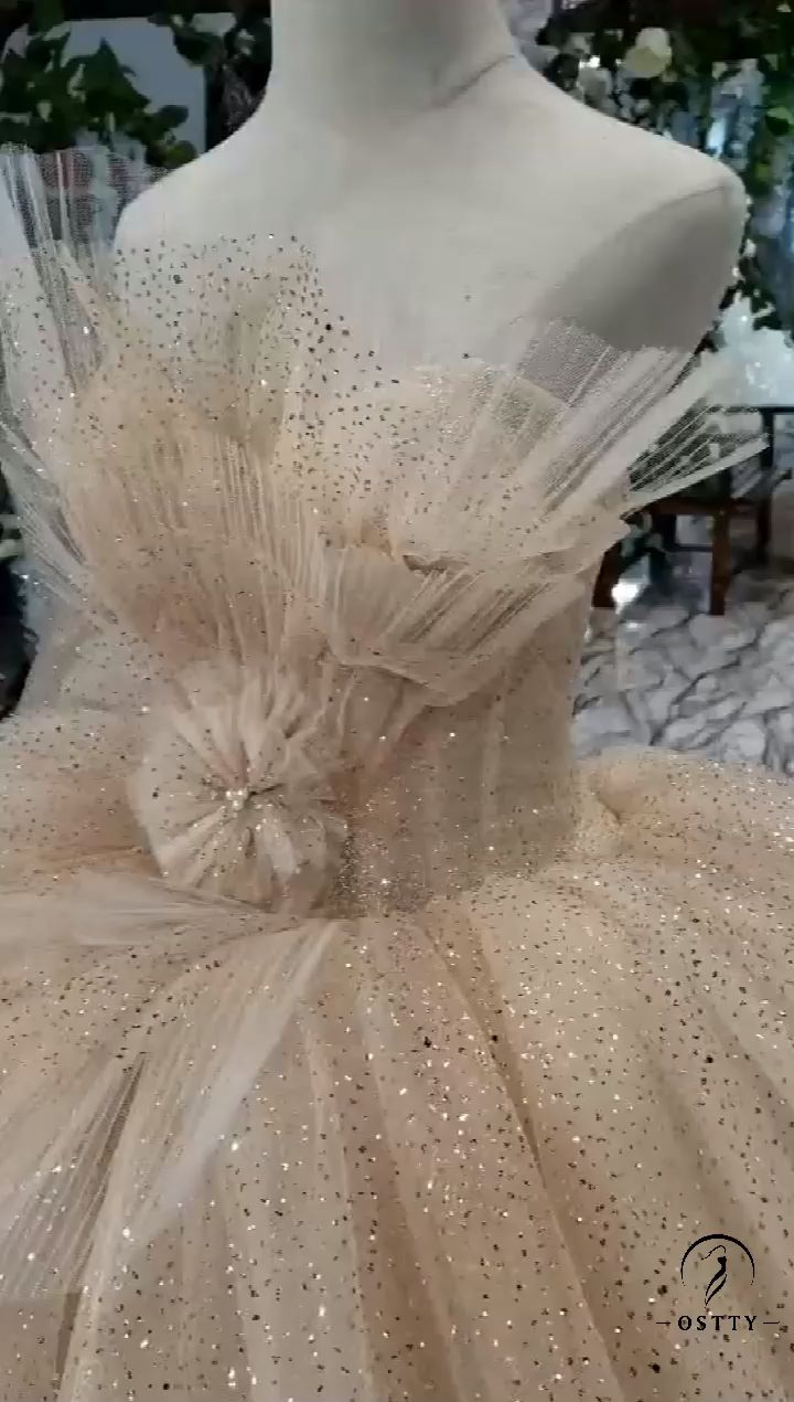 Ostty wedding gowns Party Dress