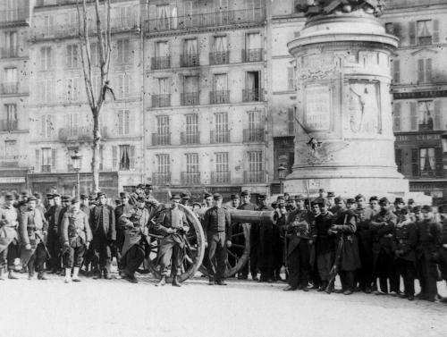 Images et documents de la Commune de Paris (1871) - Matière et Révolution