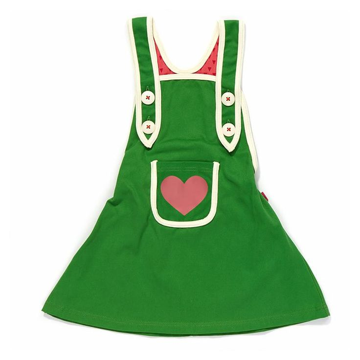 AlbaBaby Ey My Spencer dress - Green Retro Baby Clothes - Baby Boy clothes - Danish Baby Clothes - Smafolk - Toddler clothing - Baby Clothing - Baby clothes Online