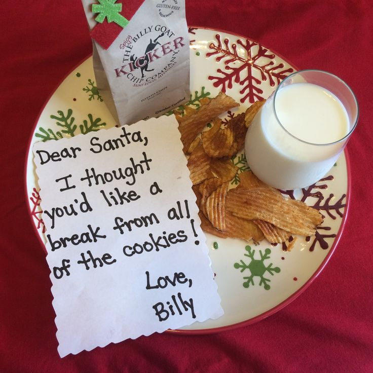 Great ideas for giving the #gift of The Billy Goat Chip Company for the holidays!