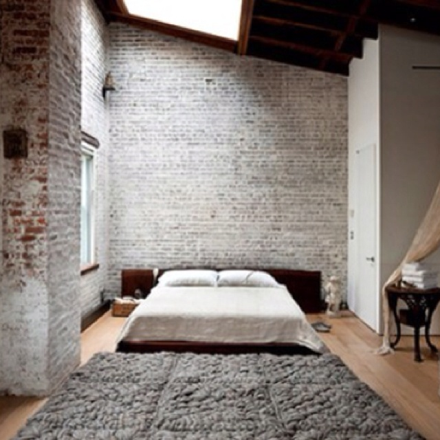 Chambre//Absolutely Love this Bedroom.