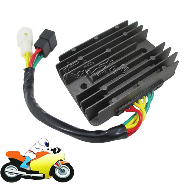 check price motorcycle regulator 12v voltage rectifier for ducati monster 600 dark 696 750 900 1100 #monster #racing