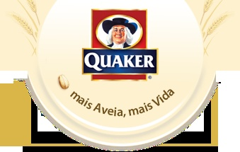 Gerador de receitas light  e boas para o coração da Aveia Quaker
